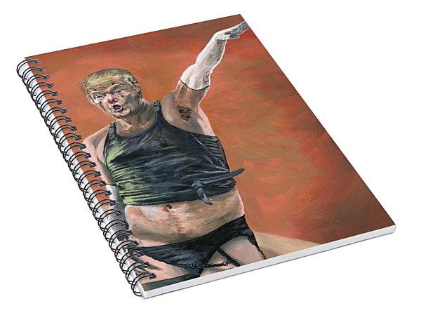 Heil Trumpf Spiral Notebook