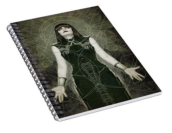 Hexymphony Spiral Notebook