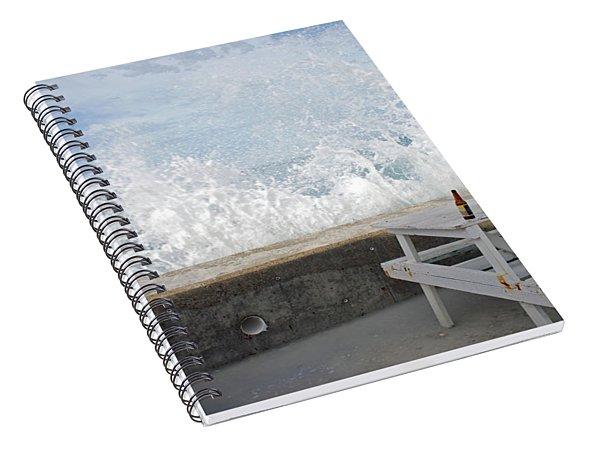 High Tide Spiral Notebook