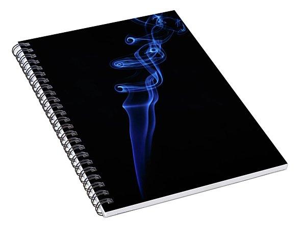 Holy Smoke Spiral Notebook