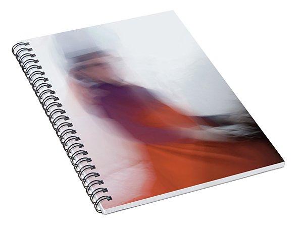 Horse Hunt #8153 Spiral Notebook