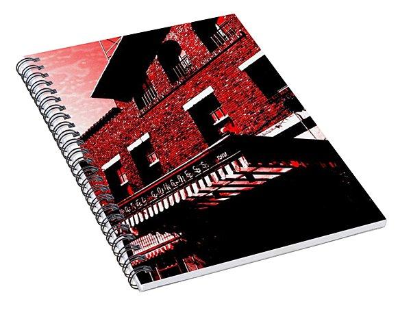 Hotel Congress Spiral Notebook