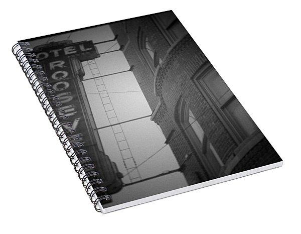 Hotel Roosevelt Spiral Notebook