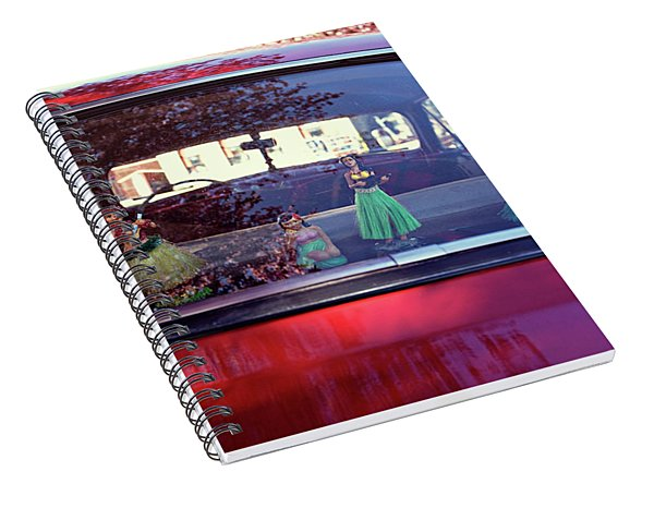 Hula Spiral Notebook