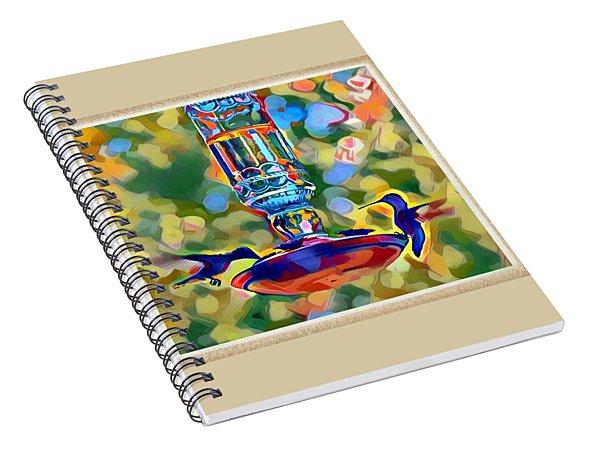 Hummers Spiral Notebook
