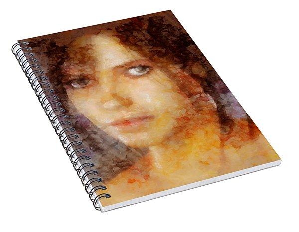 I Met Her In A Dream Spiral Notebook