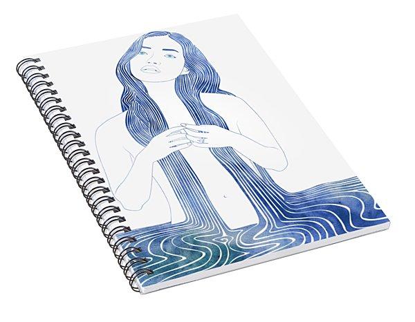 Ianassa Spiral Notebook