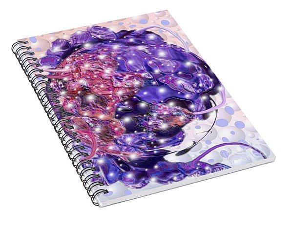 Idea Machine Spiral Notebook