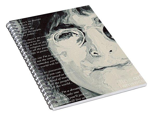Imagine Spiral Notebook