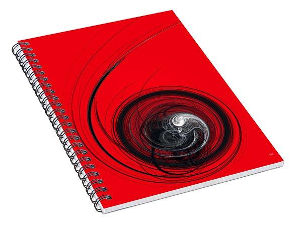 In The Beginning Spiral Notebook