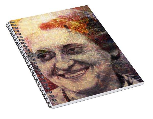 Indira Spiral Notebook