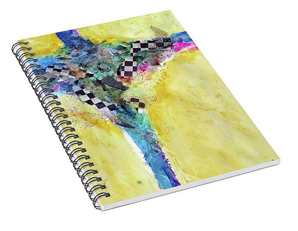 Indy Girl Spiral Notebook