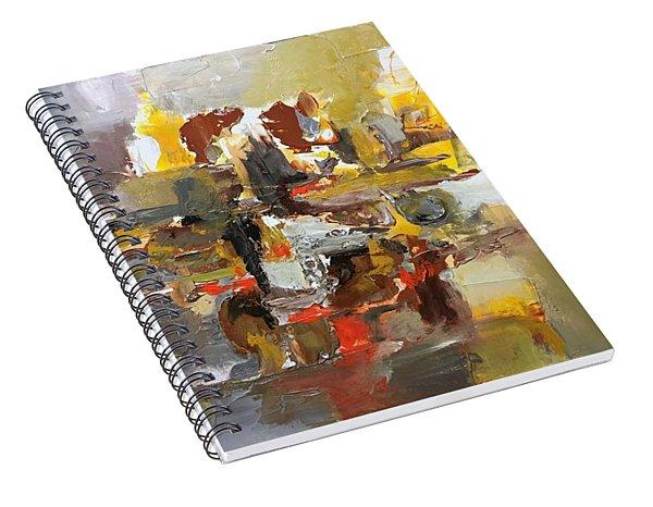 Ingenuity Spiral Notebook