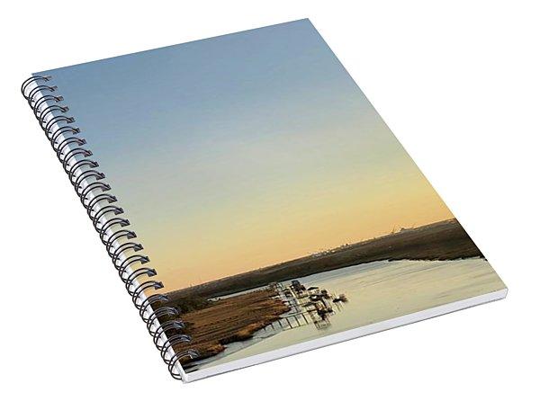 Intracoastal Waterway Spiral Notebook