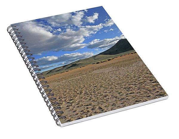 Iron Mountain Spiral Notebook