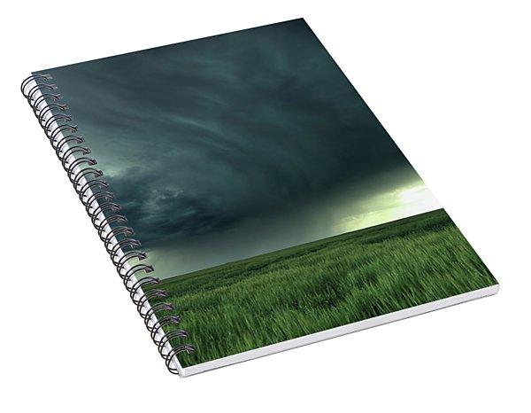 Irrigation Spiral Notebook