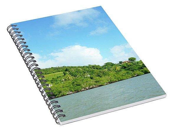 Island View Spiral Notebook