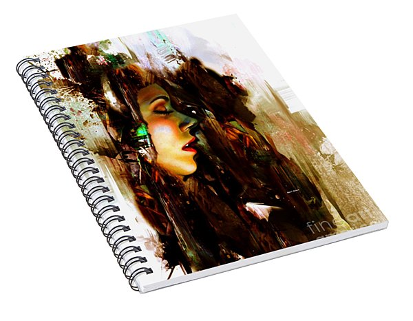 It Is Just A Dream Spiral Notebook