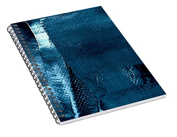 I've Got The Blues Spiral Notebook
