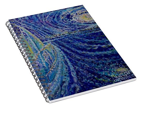 Ghost Ship Spiral Notebook