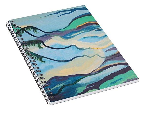 Jamaican Sea Breeze Spiral Notebook