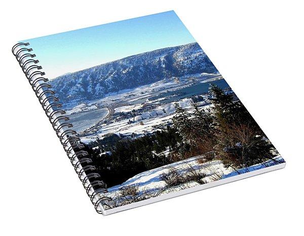Jewel Of The Okanagan Spiral Notebook