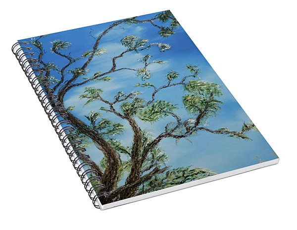 Jim's Tree Spiral Notebook
