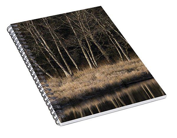 Julia Butler Hansen Refuge For The Columbian White-tailed Deer Spiral Notebook