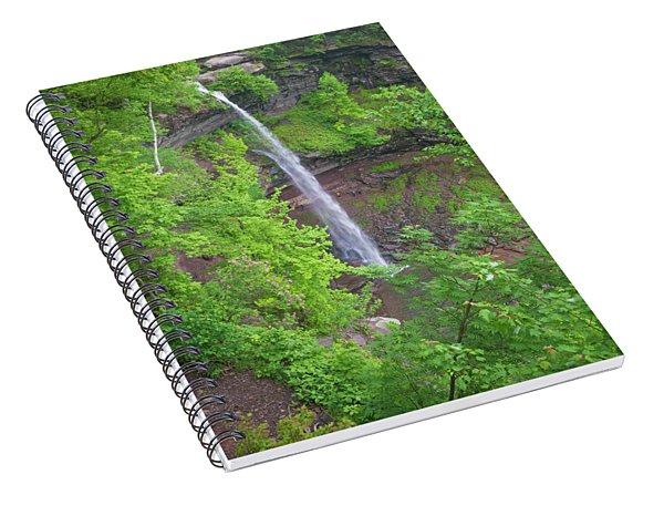 Kaaterskill Falls 2018 Spiral Notebook