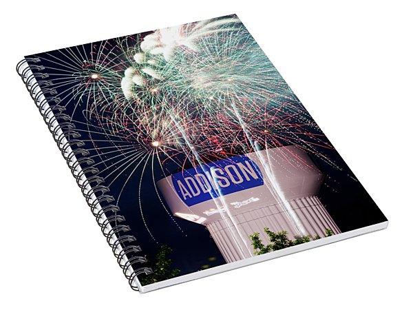 Kaboom Town 72316 Spiral Notebook