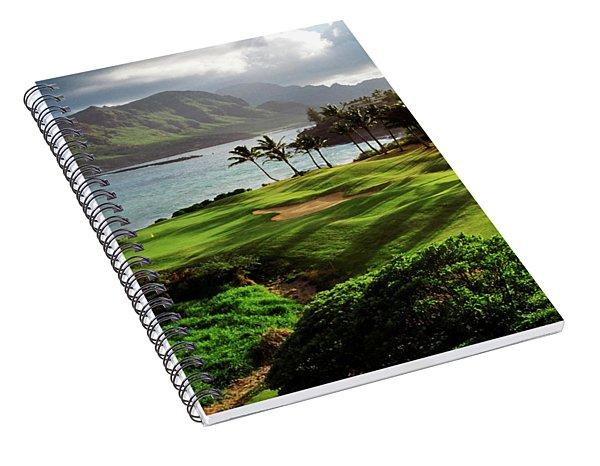 Hokuala Spiral Notebook