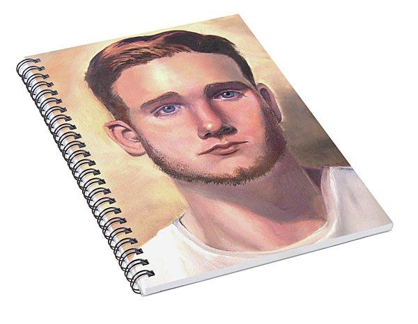 Kevin Spiral Notebook