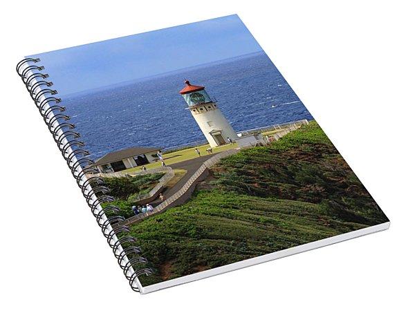 Kilauea Point Lighthouse Spiral Notebook