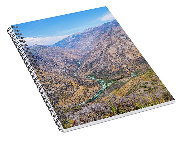 King's Canyon  Spiral Notebook