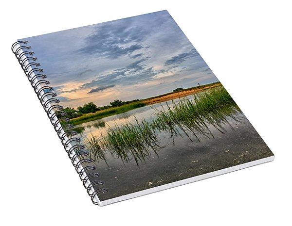 Kings Park Bluffs Spiral Notebook