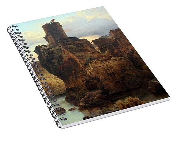 Knights Castle Spiral Notebook