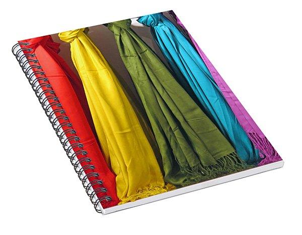 Knots And Fringe Spiral Notebook