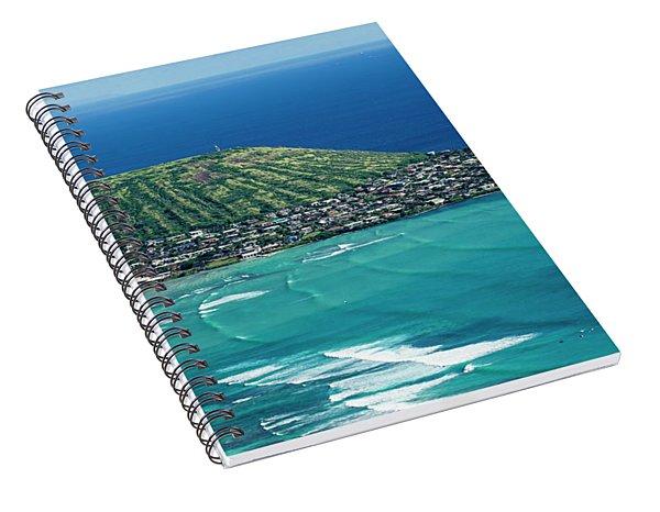 Koko Head Surf Spiral Notebook