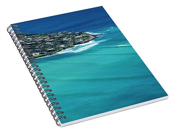 Koko Swell Lines Spiral Notebook