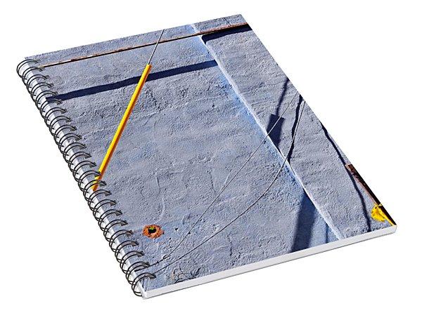 Krishna Blue Spiral Notebook