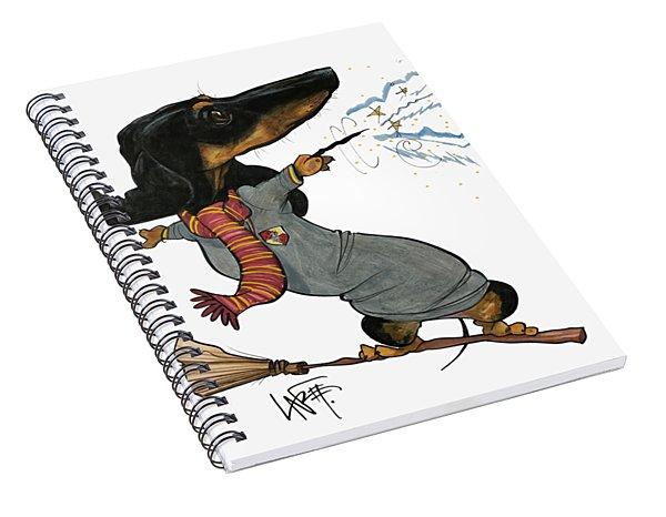 Kusnierczak 3551 Spiral Notebook