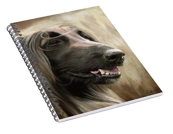 La Diva Spiral Notebook