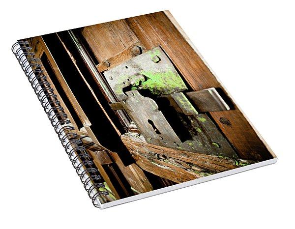 La Porta Chiusa Spiral Notebook