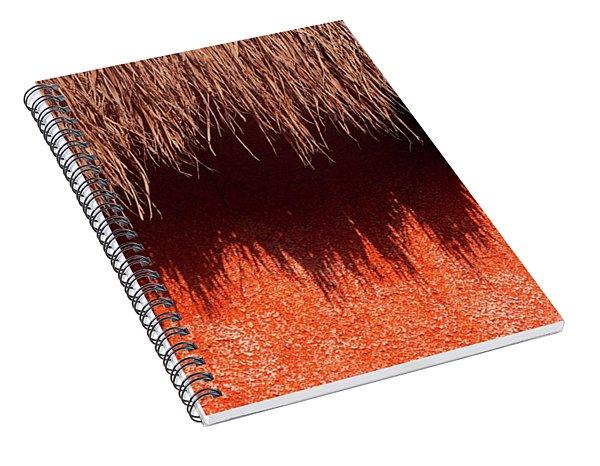 La Sombra Spiral Notebook