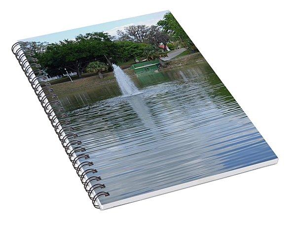 Lake Play Spiral Notebook