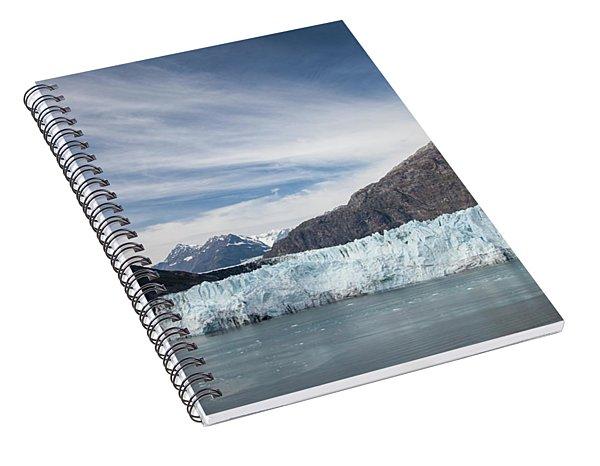 Lamplugh Glacier Spiral Notebook