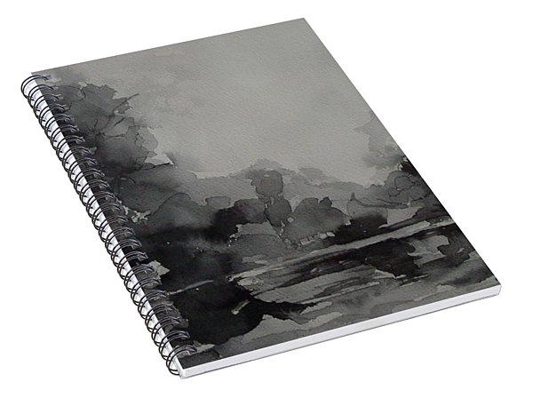 Landscape Value Study Spiral Notebook