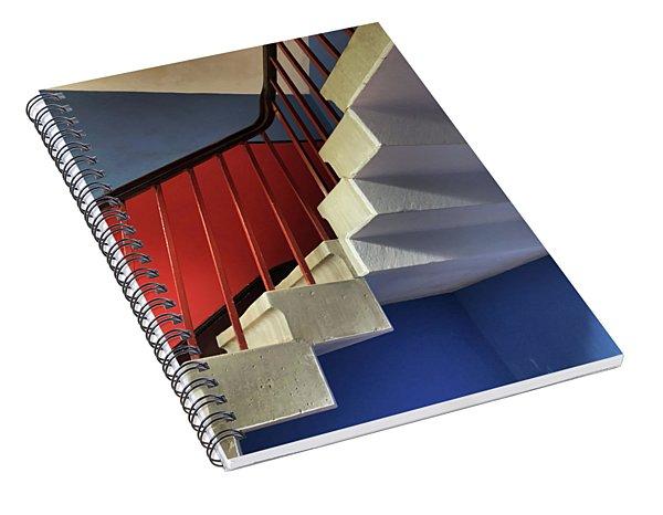 Lanhydrock Stairs Spiral Notebook