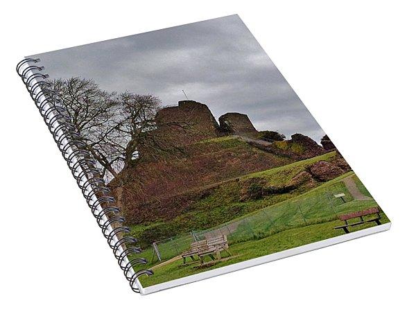 Launceston Castle Spiral Notebook