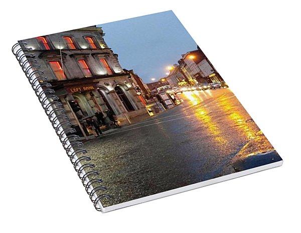 Left Bank, Galway Spiral Notebook